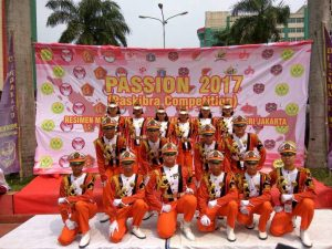 Paskibra SMK Malaka | Passion Competition 2017