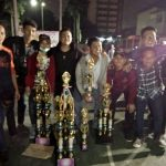 Paskibra SMK Malaka juara